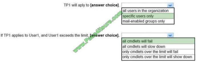 Pass4itsure MS-201 exam questions-q13-3